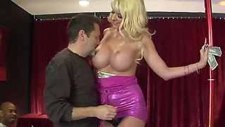 Blond Sexy Mødre (Milf) Strippe Barmfager