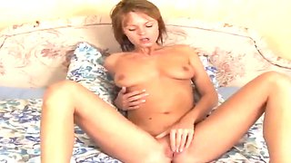 Hot Masturbating Scene With Russina Bitch Lenka Drozd