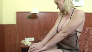 Mature Lady Gets A Bbc Up The Butt