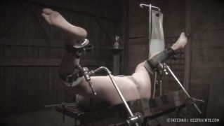 Infernal restraints enema