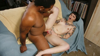 Totally Tattooed Daisy Sparks Needs It Deeper