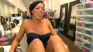 Rachel Starr Gives A Blowjob Of Your Dreams