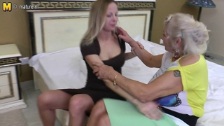 Abuelitas Amateurs Follajovencitas Chicas