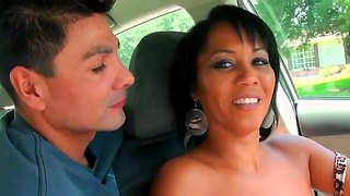Latina Milf Belacortes Meets Young And Sexy Boyfriend Sergio And Invites Him To Visit Her Home