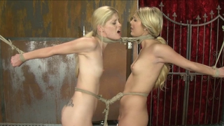 Two Blondes Vibed