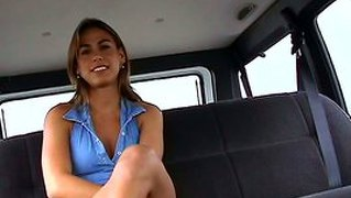 Bang Bus Classic: Carolina Gets It From Javier