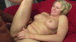 Cassidy Blew A Cock And Ass-Stretched