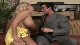 Lucky Guy Billy Glide Licks Shyla Stylez's Pussy And Gets His Cock In The Pussy And Mouth