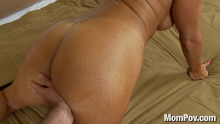 swinger milf trying out porn for the first time