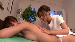 Asian Oil Massage