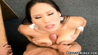 Big Breasted Boss Jessica Bangkok Takes The Submissive Role And Lets Herself Be Fucked By An Empoyee