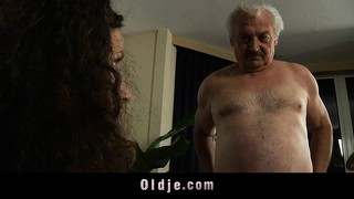 Grandpa Fucker Chill Out Horny Stephanie