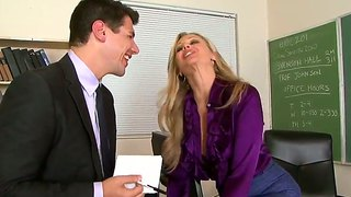 Curvaceous Milf Julia Ann Teaches Sex Ethics