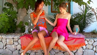 Beata And Natasha Learning Their Bodies In The Search Of Powerful Orgasms