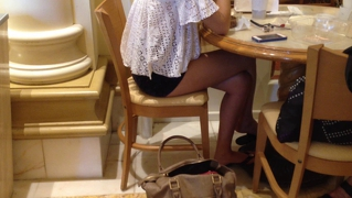 Cafe Girl Shorts