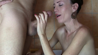 Sloppy Blowjob 4