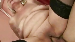 fat mature fucked young cock