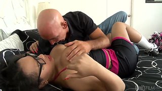 Busty Tranny Nody Nadia Has A New Lover