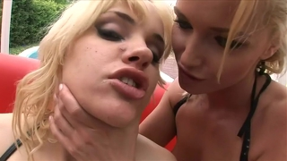 Wondeful Anal Threesome